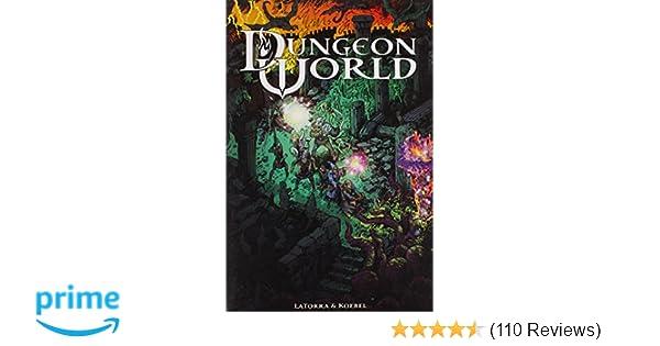 Dungeon World: Sage LaTorra, Adam Koebel: 9780988639409