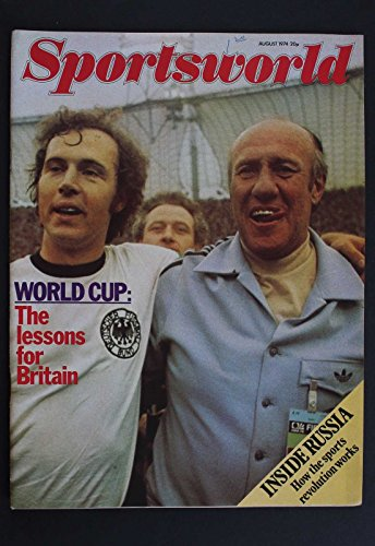 SPORTSWORLD 1974 WORLD CUP RUSSIA (1974 Football World Cup)