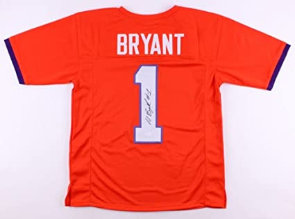 32c323871 Image Unavailable. Image not available for. Color  Martavis Bryant  Autographed Signed Clemson Tigers Jersey - JSA Certified