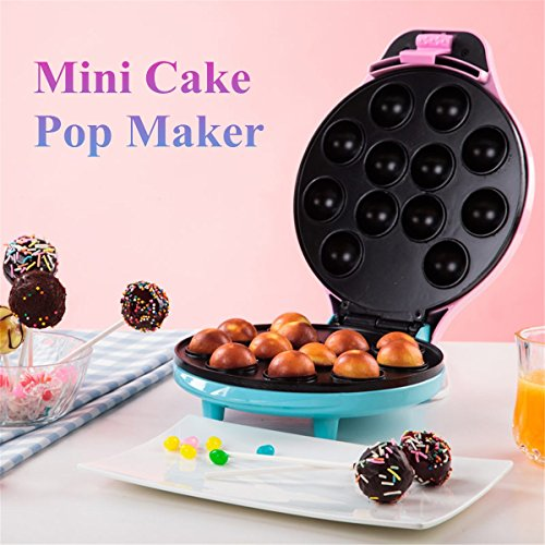 Xiaolanwelc@ Nonstick Mini Cake Pop Maker Tools Kit Octopus Ball Birthday Dessert Muffin Tart Baking Cooking Tools Kitchen Cookware Portable by Xiaolanwelc
