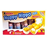Kinder Happy Hippo 5 Pack 102g For Sale