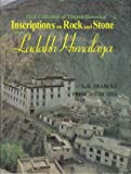 First Collection of Tibetan Historical Inscriptions on Rock and Stone from Ladakh Himalaya, Prem Singh Jina and A.H. Francke, 817030766X