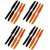 Hobbypower GemFan 6X3 6030 CW CCW Propeller for QAV250 Quadcopter 250mm Mini Drone (Pack of 8 Pairs)