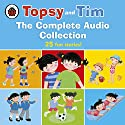 Topsy and Tim: The Complete Audio Collection Audiobook by Gareth Adamson, Jean Adamson Narrated by Kate Rawson, Daniel Weyman