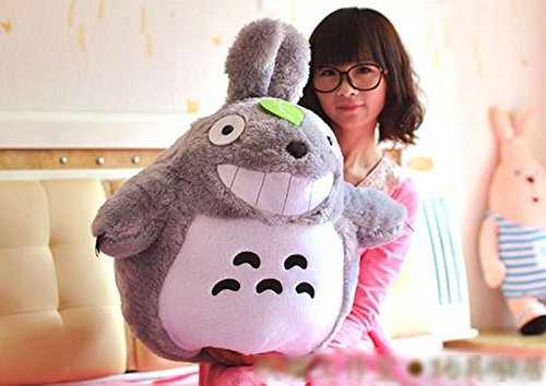80cm Big Cute Totoro Plush Jumbo Giant Large Stuffed Animals Soft Toy Doll Pillow Cushion Birthday Holiday Gift