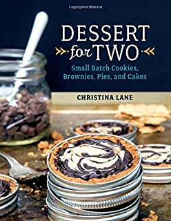 Dessert For Two Small Batch Cookies Brownies Pies and Cakes & Amazon.com: Anchor Hocking 79033 Mini Pie Plate Oven Basics Glass ...