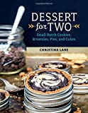 Dessert for Two takes well-loved desserts and scales them down to make only two servings!  Who doesn't love towering three-layer cakes with mounds of fluffy buttercream? Who can resist four dozen cookies fresh from the oven? Wouldn't you love...