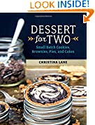 #8: Dessert For Two: Small Batch Cookies, Brownies, Pies, and Cakes
