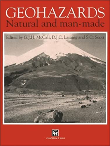 Geohazards: Natural And Man-Made (AGID Report Series) by G. Mccall (2013-10-04)
