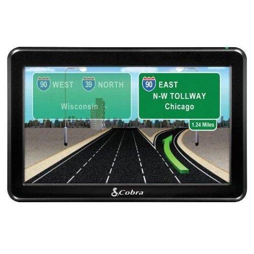 amazon com cobra 7750 pro professional driver 7 inch portable gps rh uedata amazon com Cobra Handheld CB Radio
