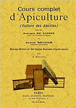 Book's Cover of Cours Complet d Apiculture (Espagnol) Broché – 15 avril 2011