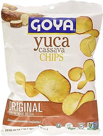 Goya Yuca Chips Goya 57G 57 g