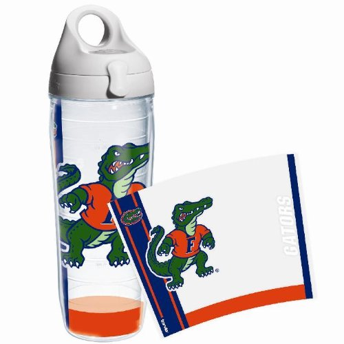 Florida Gators 24 oz Water Bottle