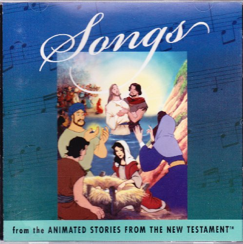Songs From All the New Testament Animated Videos by Bright Cloud Music
