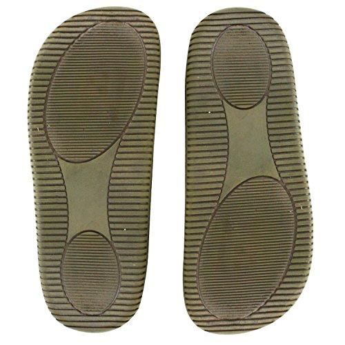Bara Snabba Mäns Sandaler - Flip Flops, Kudde Fotbädd Och Flexibel Yttersula Kamel-brun