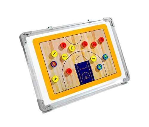 Wrzbest Basketball Coaching Board Coach Tactic Strategy Board Match Plan & Training Aid Coach Tactics Equipment