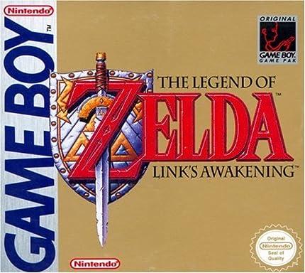 Amazon com: The Legend of Zelda: Link's Awakening: game boy: Video Games