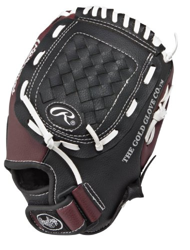 Image of Rawlings Players Series 10.5-inch Youth Baseball Glove, Left-Hand Throw (PL105BB)