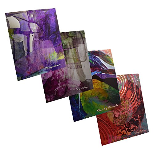 "Nature Academy Accent Series 2-Pocket Folder, Sharon Blair, 12""x9"", 4/PK"