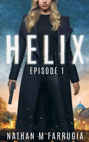 book cover of Helix