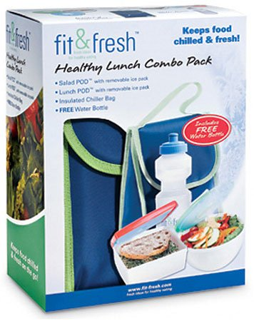 Fit And Fresh Healthy Food Combo Pack
