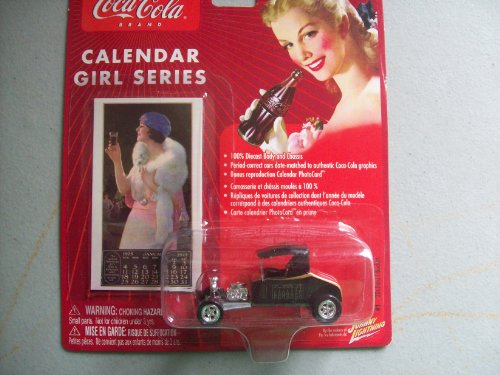Used, Johnny Lightning Coca-Cola Calendar Girl Series 20's for sale  Delivered anywhere in USA