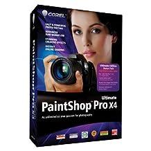 Paintshop Pro X4 Ul