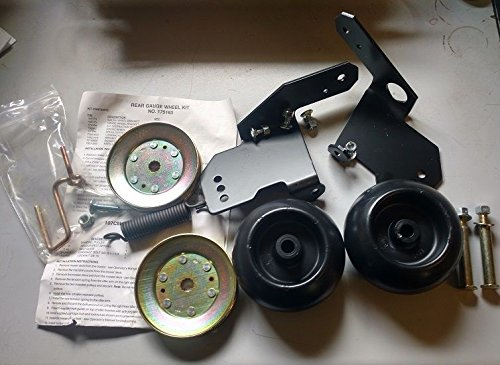AYP 178099 Anti Scalp Deck Wheel & Pulley Kit