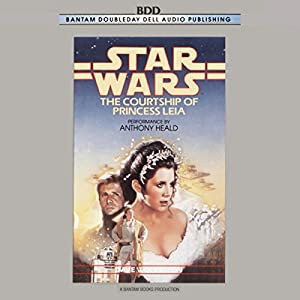 Star Wars: The Courtship of Princess Leia Audiobook