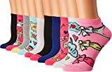 Betsey Johnson Women's 10-Pack Call Me Low Cuts - Best Reviews Guide