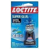 Loctite Ultra Gel Control Super Glue 4-Gram (1363589) by Loctite