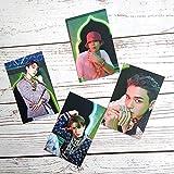 7pcs/Set Kpop NCT U Photocard Album Make A Wish
