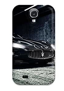 New Style 409VE47ORHXL0ABW High Quality Maserati Ghibli 24 Skin Case Cover Specially Designed For Galaxy - S4