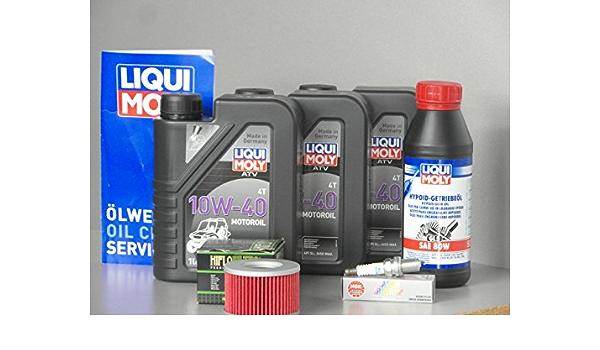 Kit de mantenimiento para ATV / Quad Honda TRX 650 TRX 680 ...