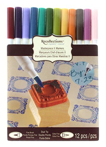 Dusk Masterpiece II Markers By Recollections