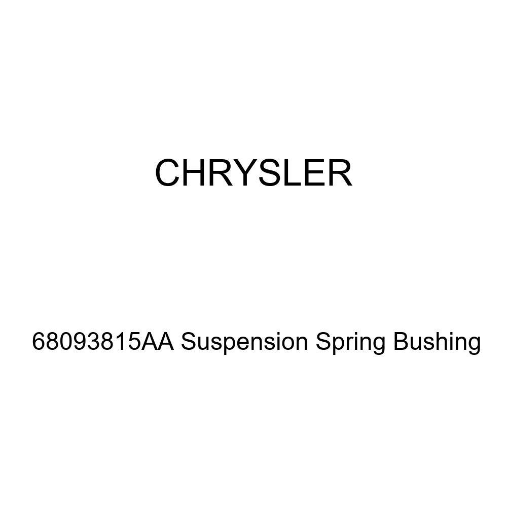 Genuine Chrysler 68093815AA Suspension Spring Bushing