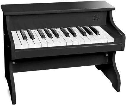 HXGL-piano Teclado de Madera para niños Piano pequeño ...