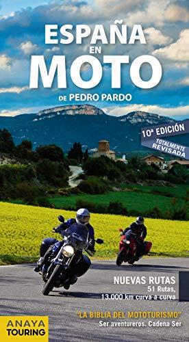 España en moto por Pardo Blanco, Pedro