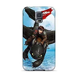 88caseme Samsung Galaxy S5 Anti-Scratch Hard Phone Case Allow Personal Design High Resolution How To Train Your Dragon 2 Pattern [hrX320goRa]