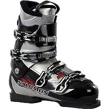 Salomon Mission 550 Ski Boots Black/Silver 26.5
