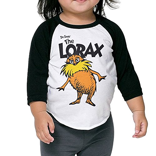 Autumn Kids Toddler Dr. Seuss' The Lorax Crew Neck