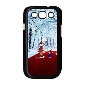 Fashion Calvin and Hobbes Personalized samsung galaxy S3 I9300 Case Cover