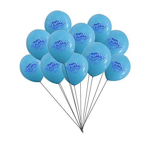 Narwhal Party Balloons 10 inch Latex 10ct