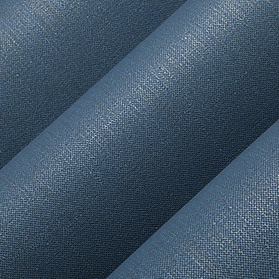 Duock Modern Solid Color Dark Blue Grey Wallpaper Roll For