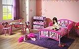 Delta Children Plastic Toddler Bed, Disney Minnie