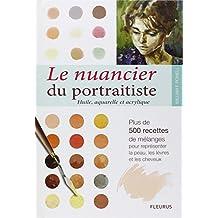 Nuancier du portraitiste Le