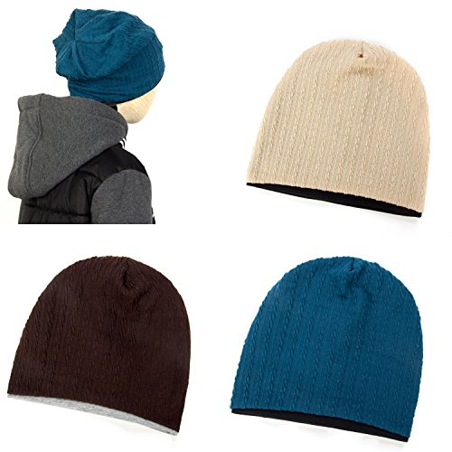 56a5bfbef18aa Best Value · Visokar%C2%AE Unisex Baby Girls Beanie Winter product image