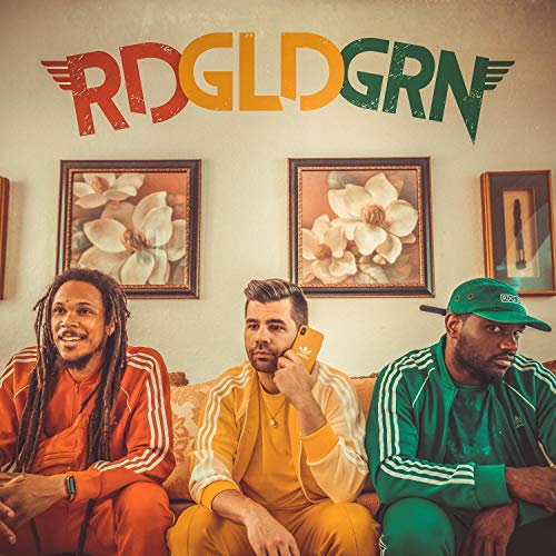 Green Red Gold - Red Gold Green 3 [Explicit]