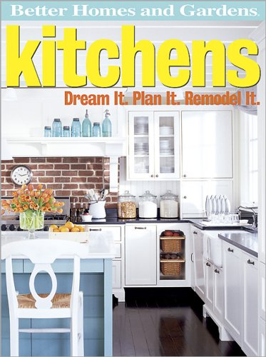 Download PDF Better Homes and Gardens Kitchens Dream It