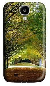 Cambridgeshire Polycarbonate Hard Case Cover for Samsung Galaxy S4/Samsung Galaxy I9500 3D
